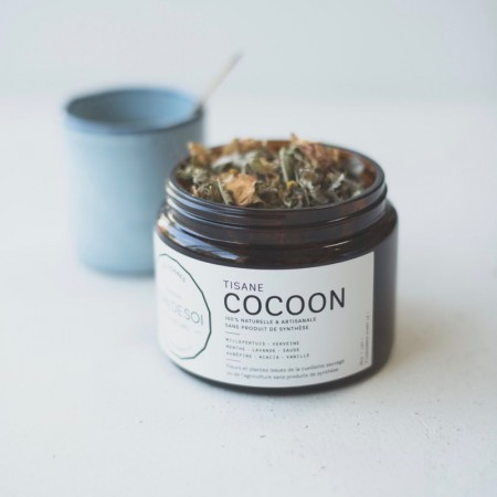 Tisane COCOON en Pot